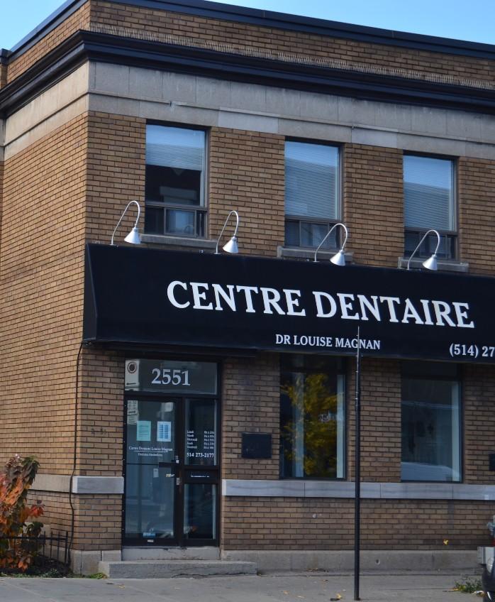 Centre dentaire Louise Magnan - Clinique